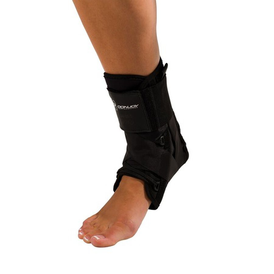DonJoy Performance ANAFORM Lace-Up Ankle Brace, Black, X-Small, , large image number 6