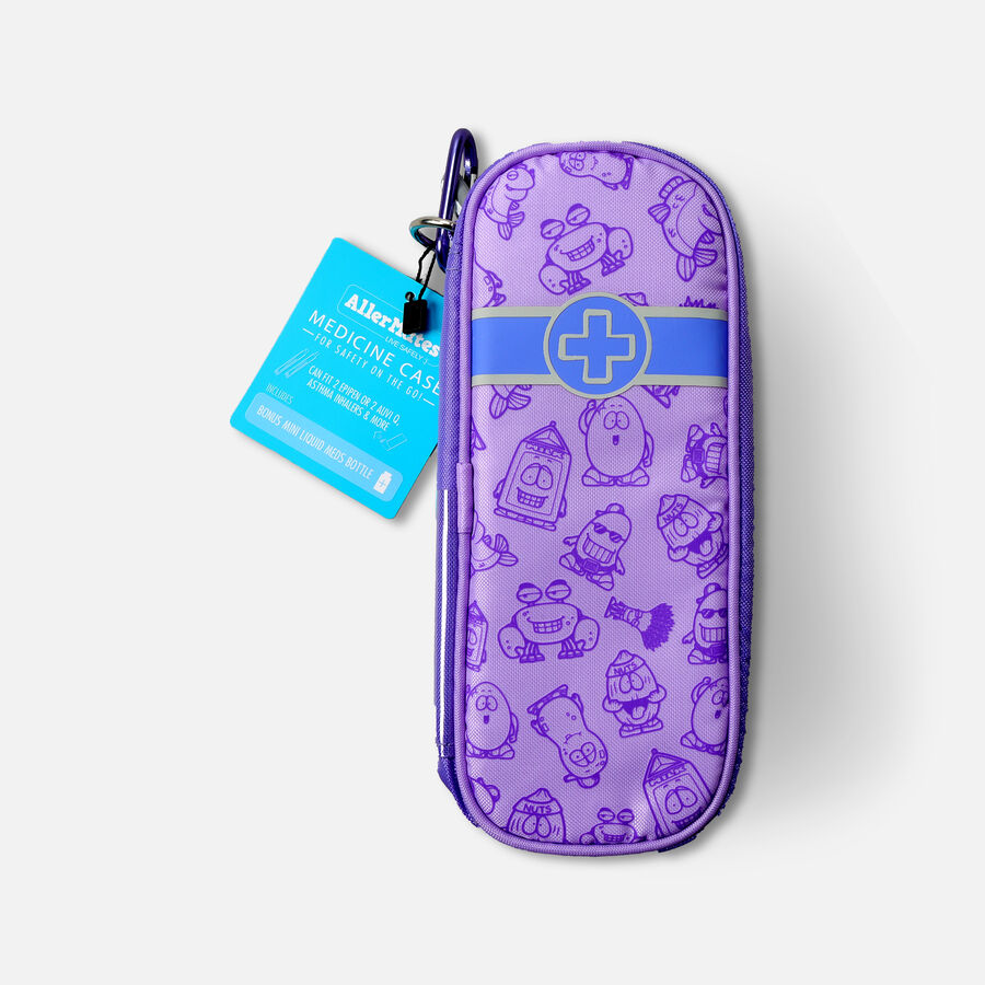 AllerMates Children's Allergy Medicine Case Epi Pen Holder Carrier, , large image number 3
