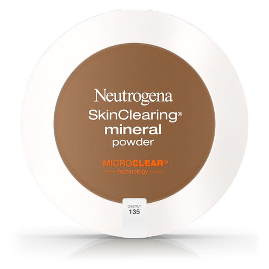 Neutrogena SkinClearing Mineral Powder, .38 oz, , large image number 7