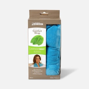 Bed Buddy at Home® Comfort Wrap (Lavender and Mint)