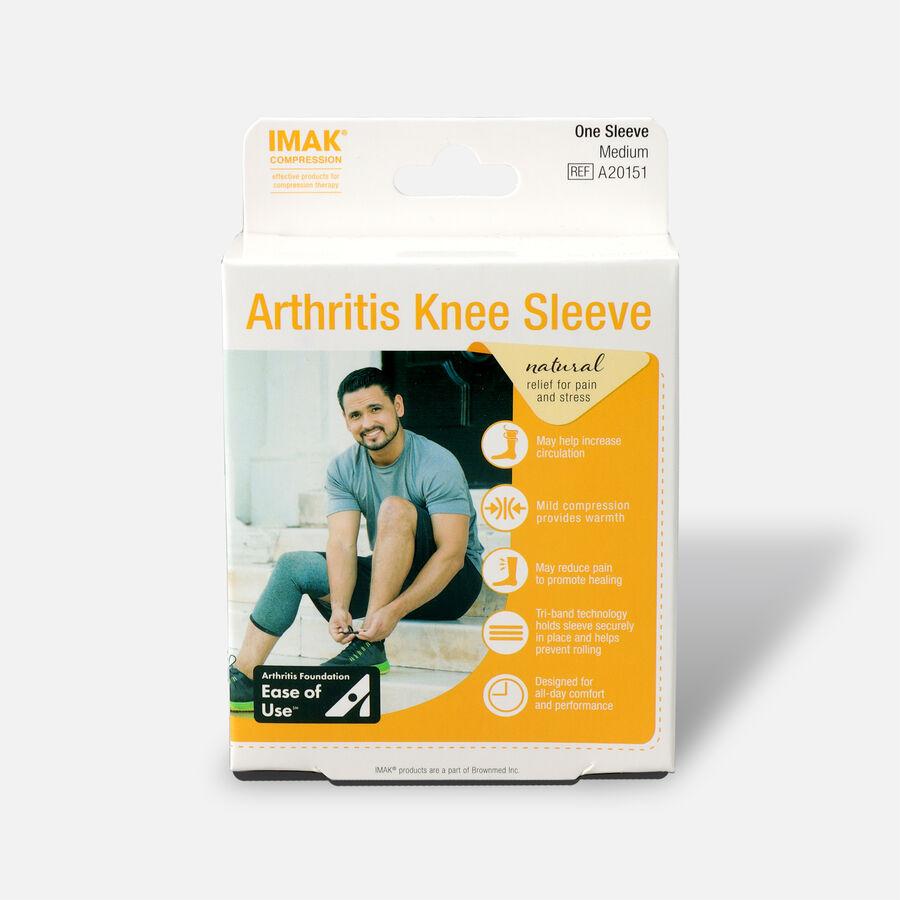 IMAK Compression Arthritis Knee Sleeve, , large image number 2