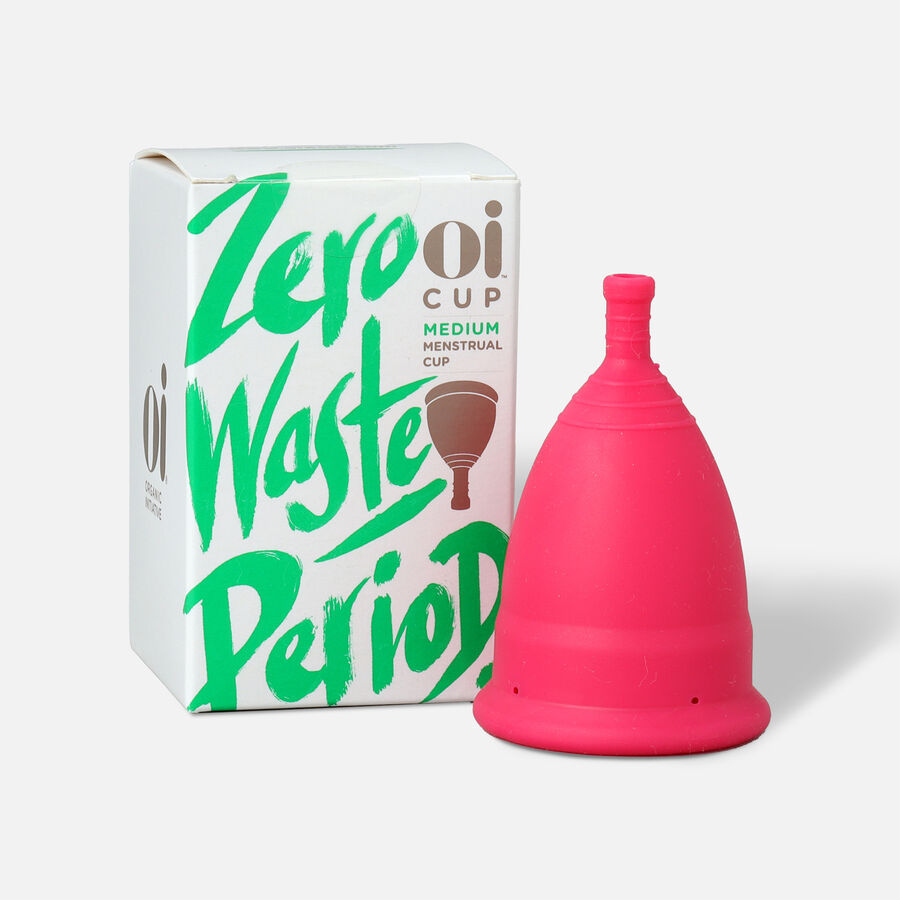 Oi Menstrual Cup, Recyclable, , large image number 3