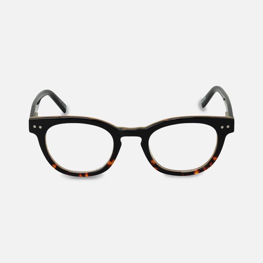 EyeBobs Waylaid Reading Glasses, Black, , large image number 0