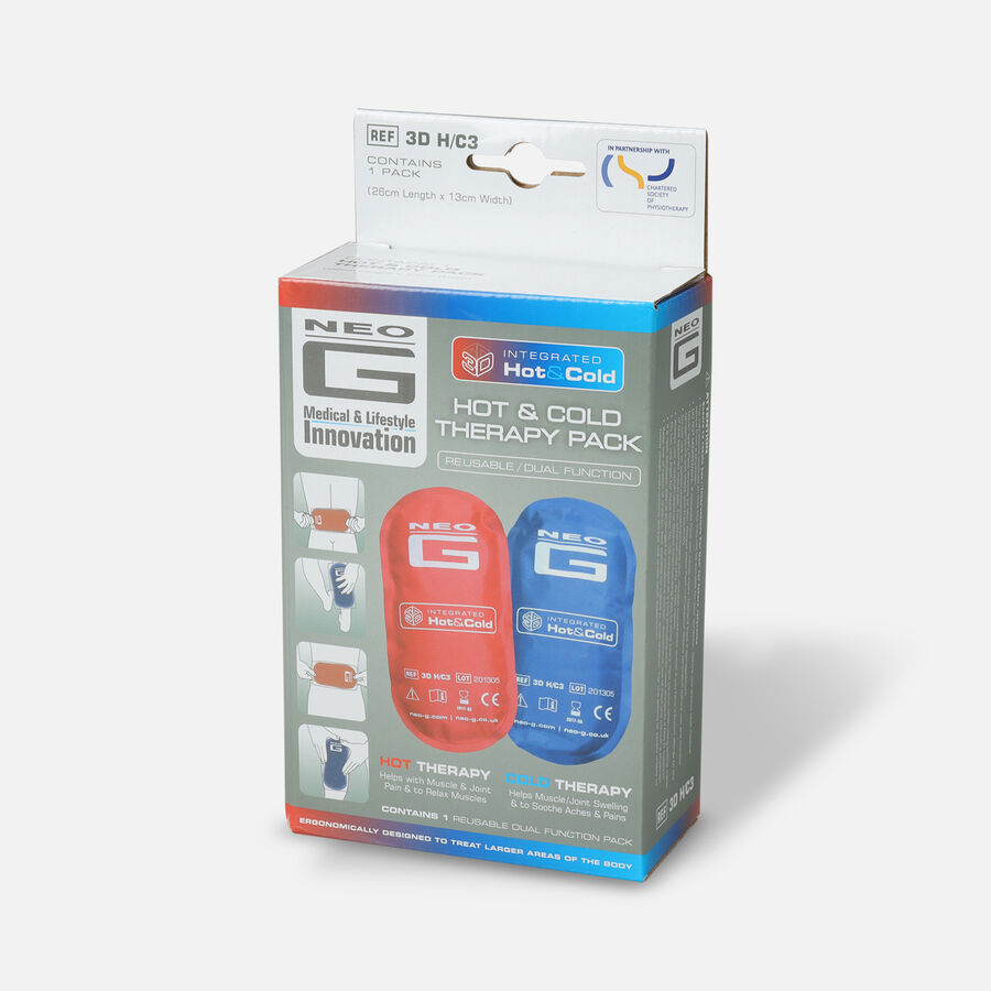 Neo G Hot and Cold Therapy 3D Pack, , large image number 2