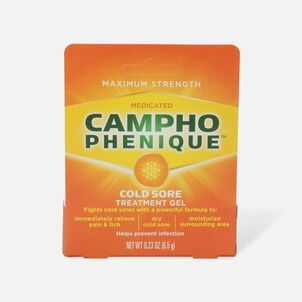 Campho-Phenique Cold Sore Treatment, 0.23 oz.