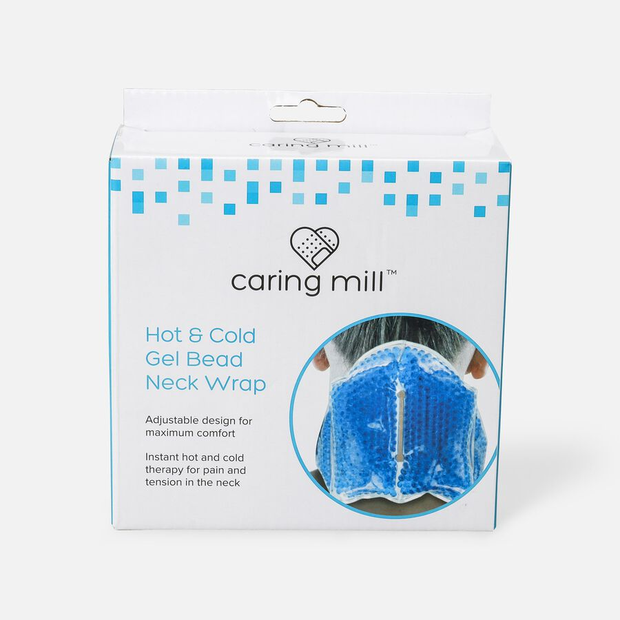 Caring Mill™ Gel Bead Neck Wrap, , large image number 0
