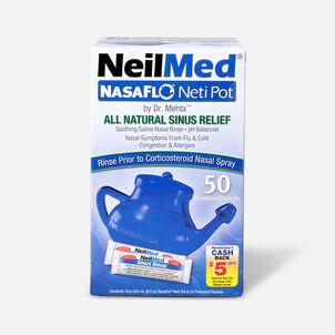 NeilMed NasaFlo Neti Pot, 8 oz