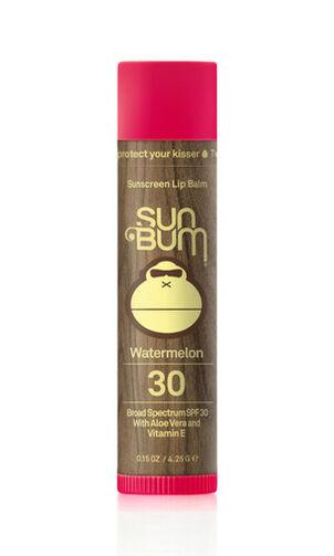 Sun Bum Lip Balm, SPF 30, Watermelon, .15 oz