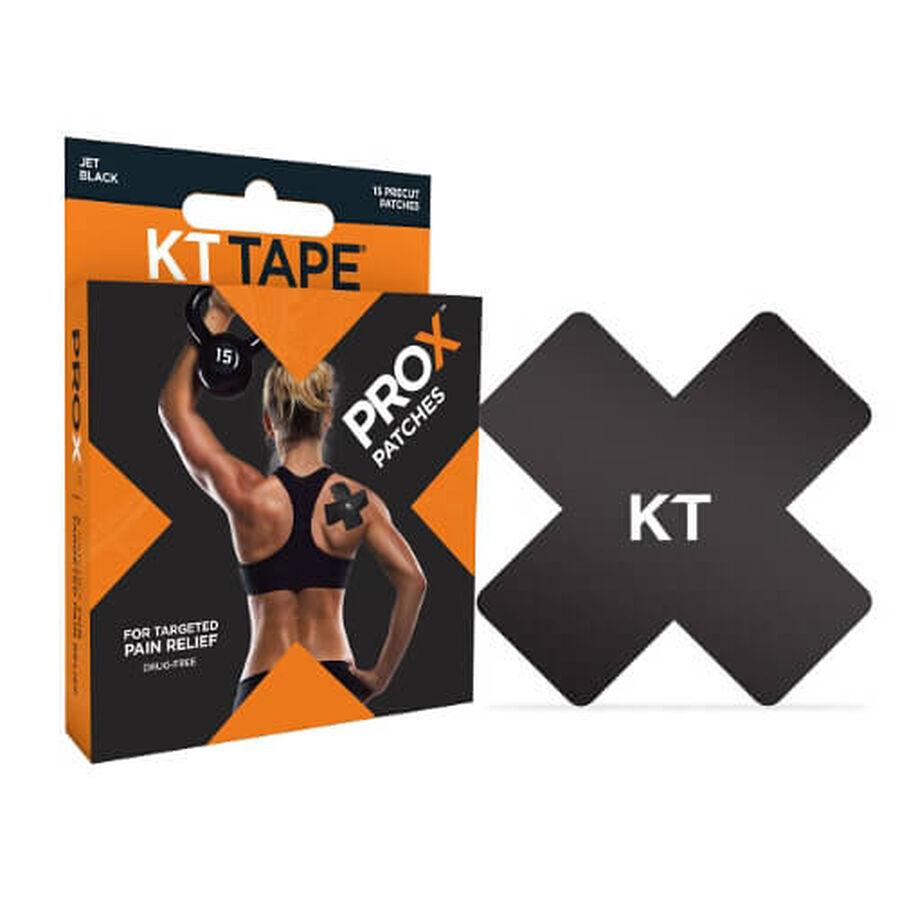 KT Tape Pro X 15 ct Black, , large image number 2