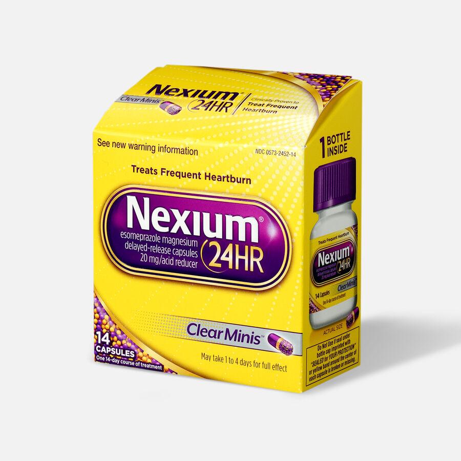 Nexium 24HR Clear Mini Capsules, 14 ct, , large image number 2