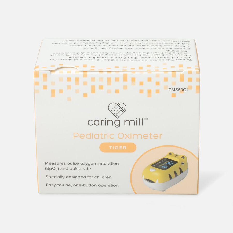 Caring Mill® Pediatric Oximeter-TIGER, , large image number 1