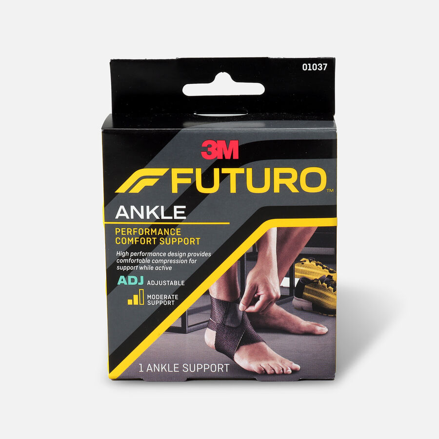 FUTURO Infinity Precision Fit Ankle, 1 ea, , large image number 0
