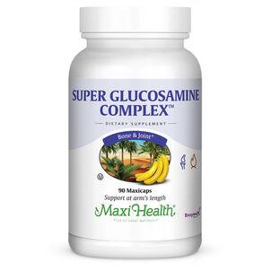 Maxi Health Super Glucosamine Complex Caps