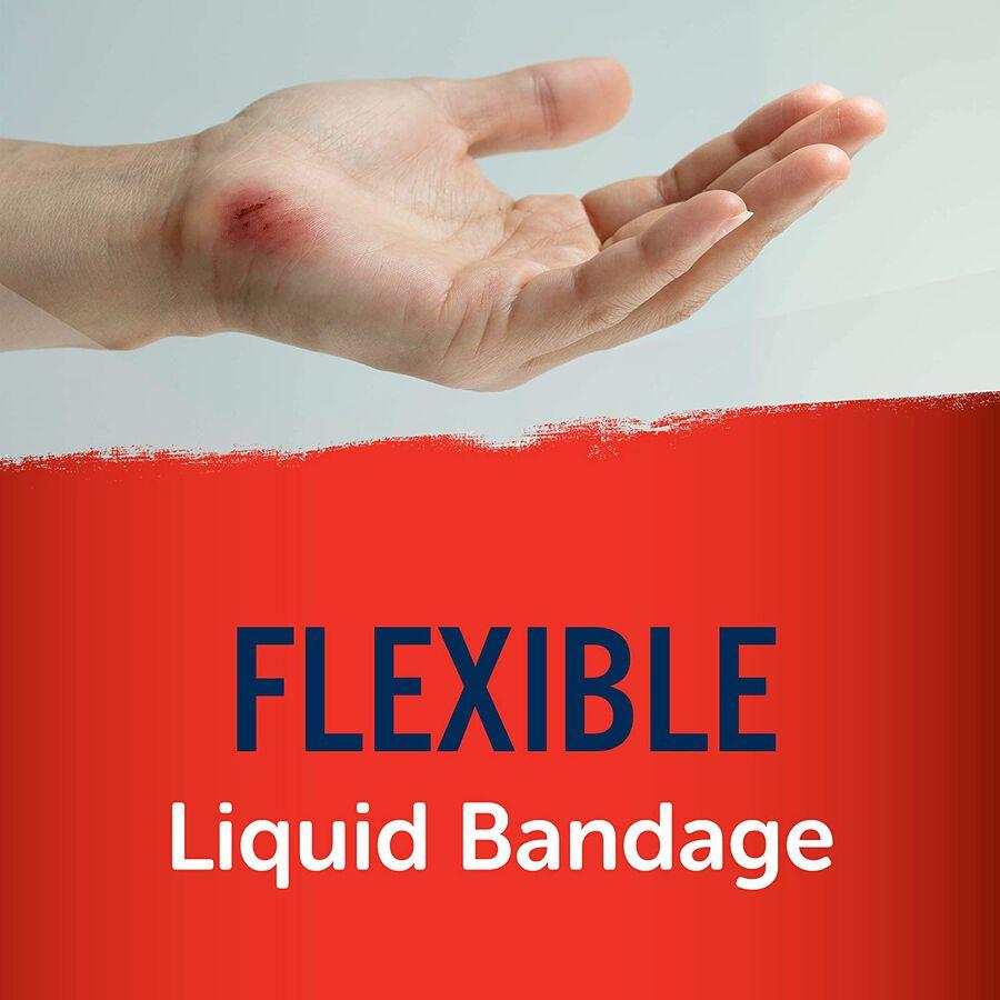 New-Skin Sensitive Skin Liquid Bandage, 0.3 oz., , large image number 6