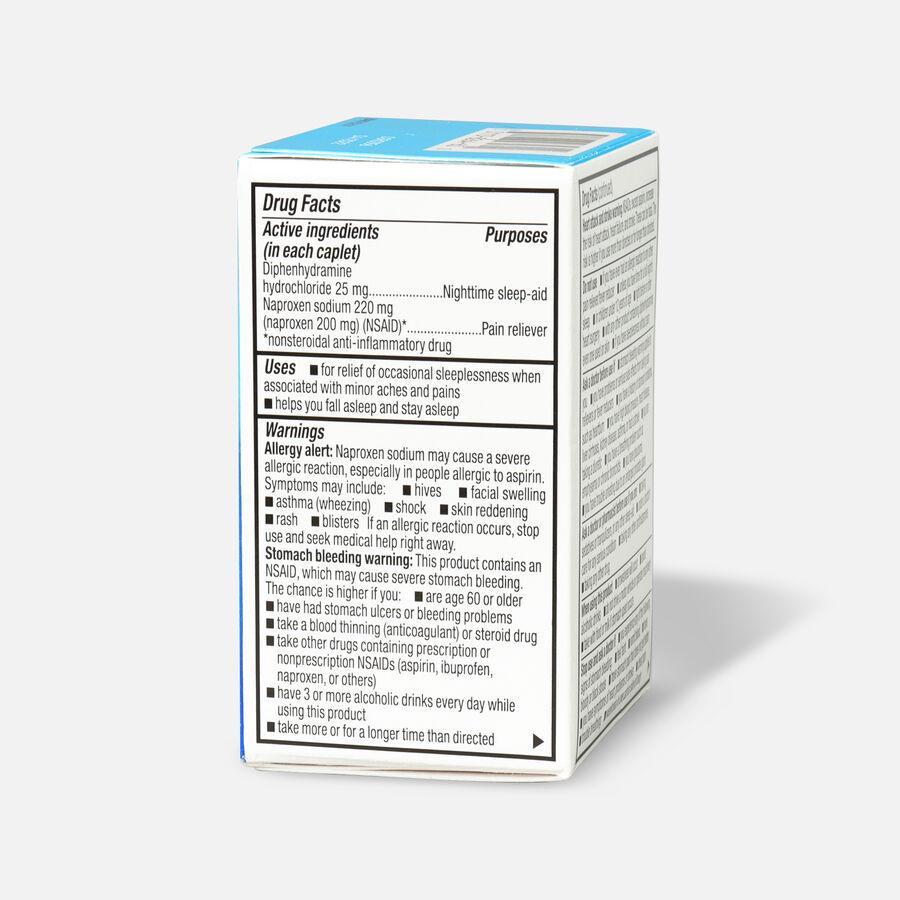 GoodSense® Naproxen Sodium PM & Diphenhydramine HCI Caplets, , large image number 3