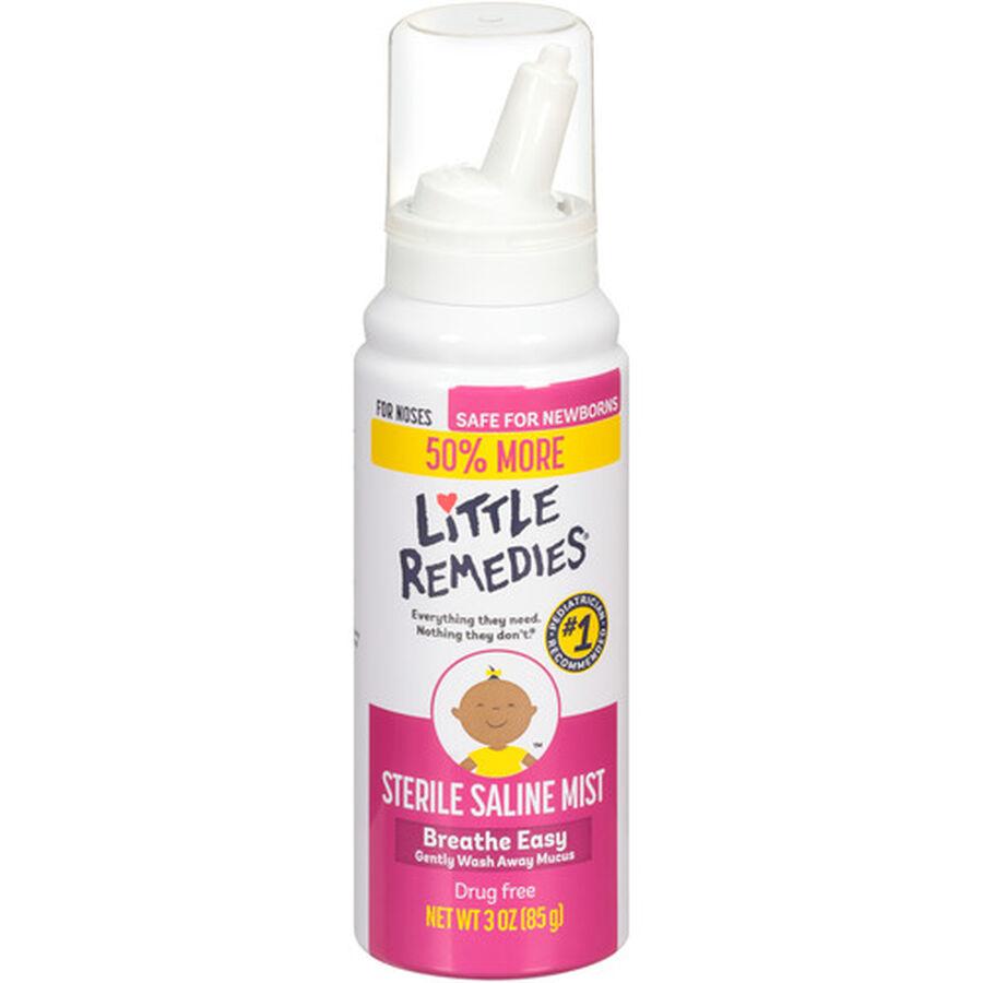 Little Noses Saline Mist Spray, 3 oz, , large image number 0