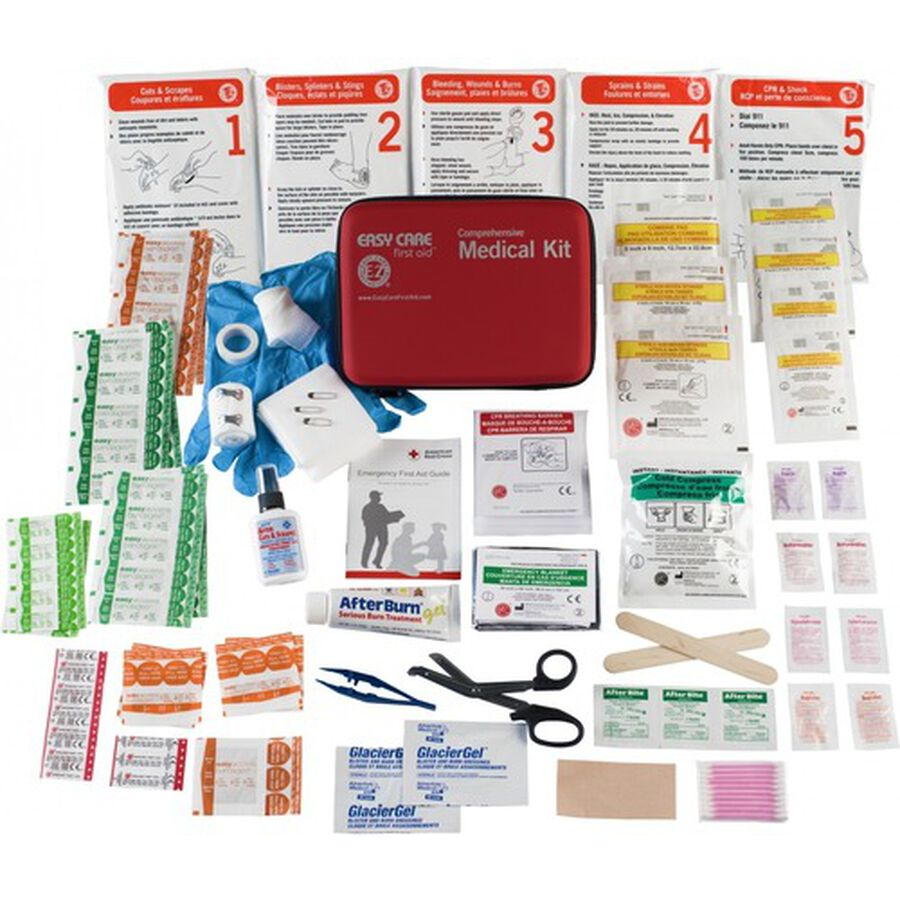 Easy Care Comprehensive First Aid Kit, , large image number 2