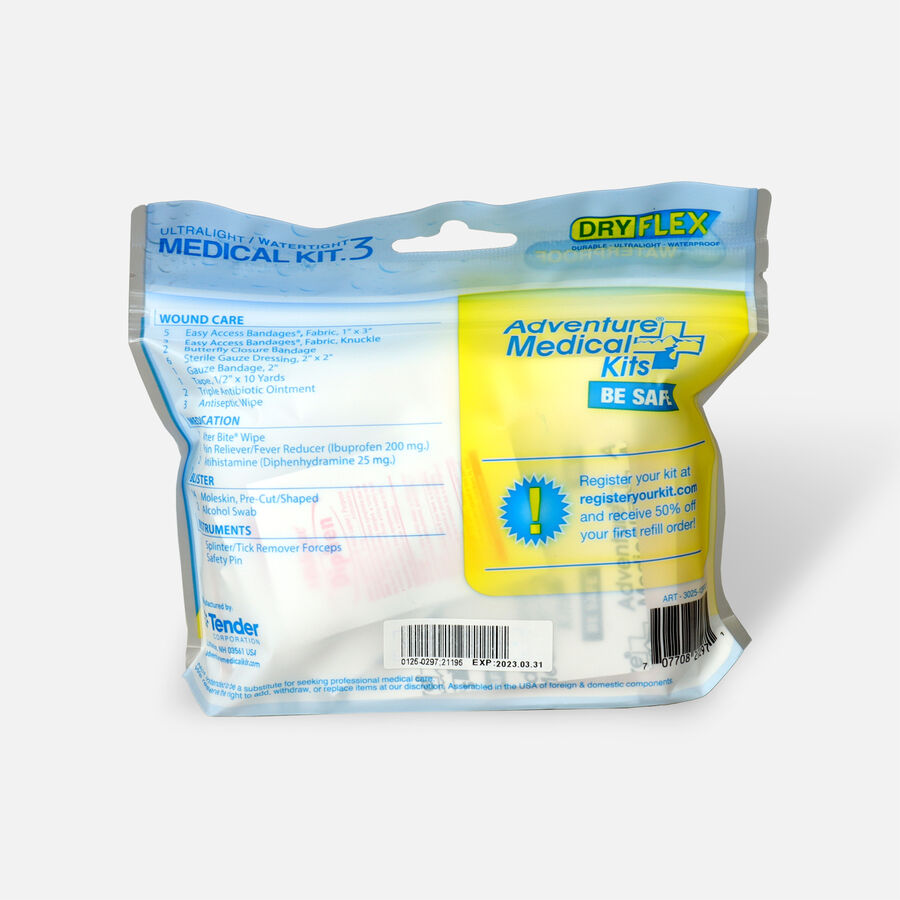 Adventure Medical First Aid Kit Ultralight / Watertight .3, , large image number 2