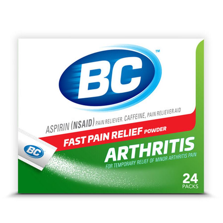 BC Powder, Arthritis Strength, 24ct., , large image number 0