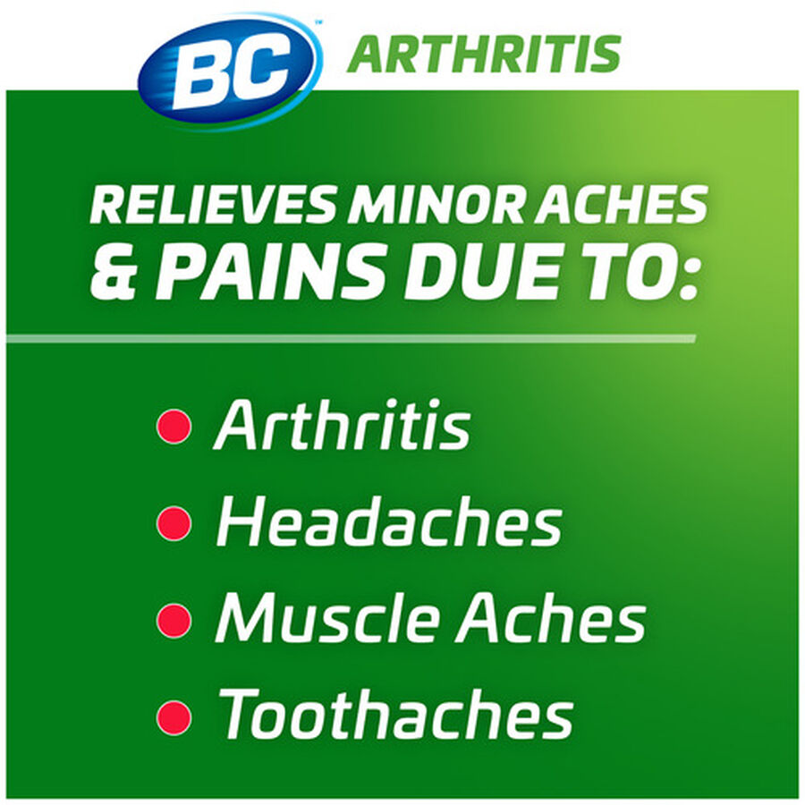 BC Powder, Arthritis Strength, 24ct., , large image number 2