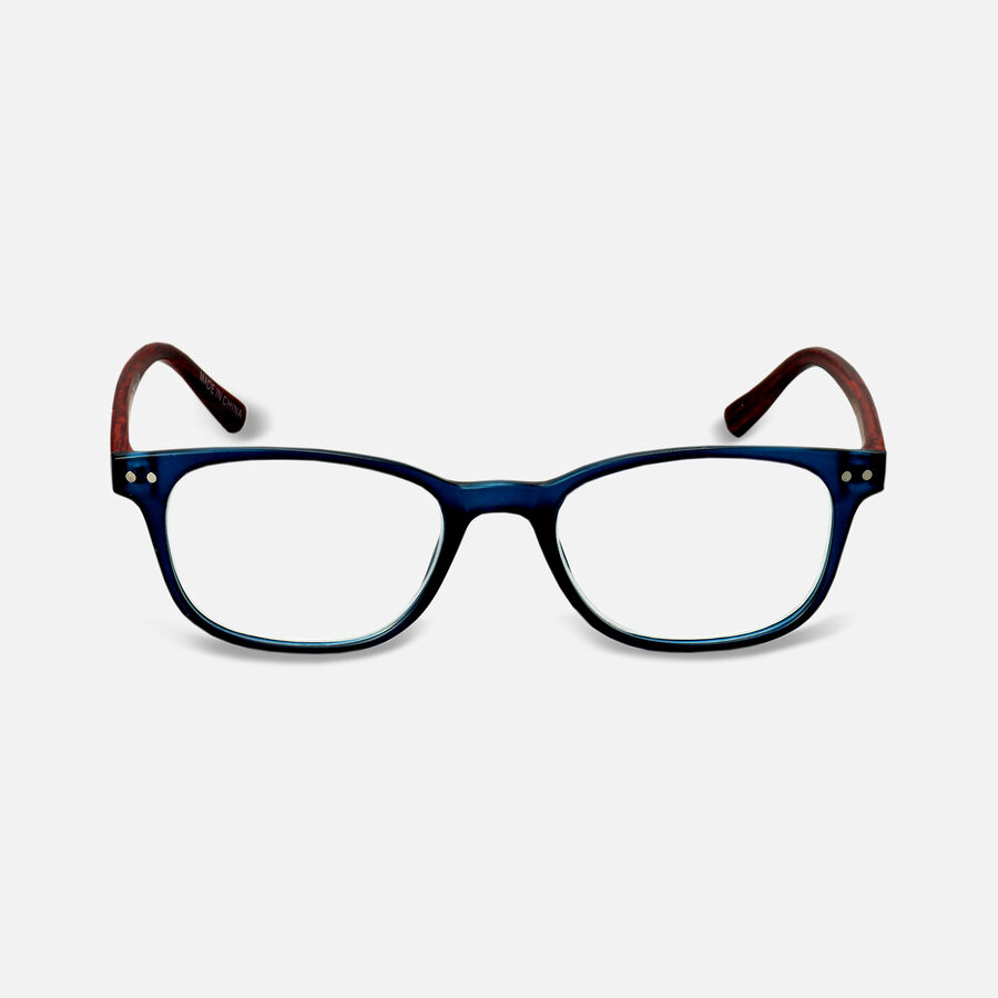 Caring Mill™ Reading Glasses, Dark Blue, , large image number 0