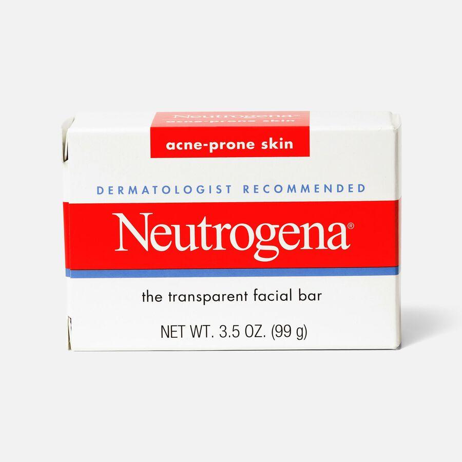 Neutrogena Acne Prone Skin Facial Bar, 3.5 oz, , large image number 0