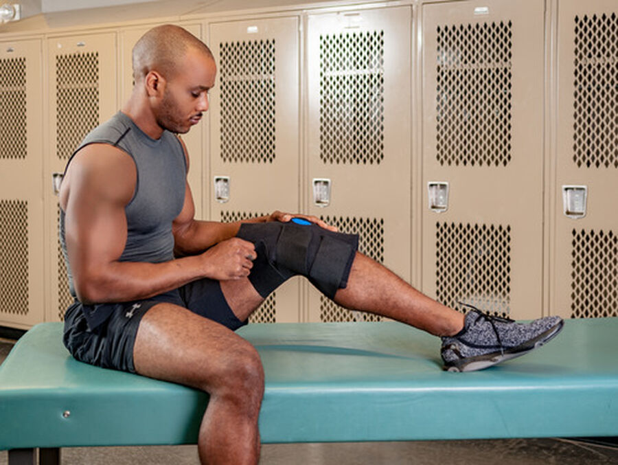 Battle Creek Knee Pain Kit with Moist Heat and Cold Therapy, , large image number 8