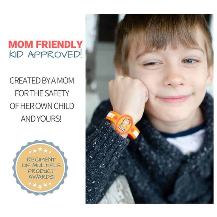 AllerMates Children's Allergy Alert Bracelet - Penicillin, , large image number 2