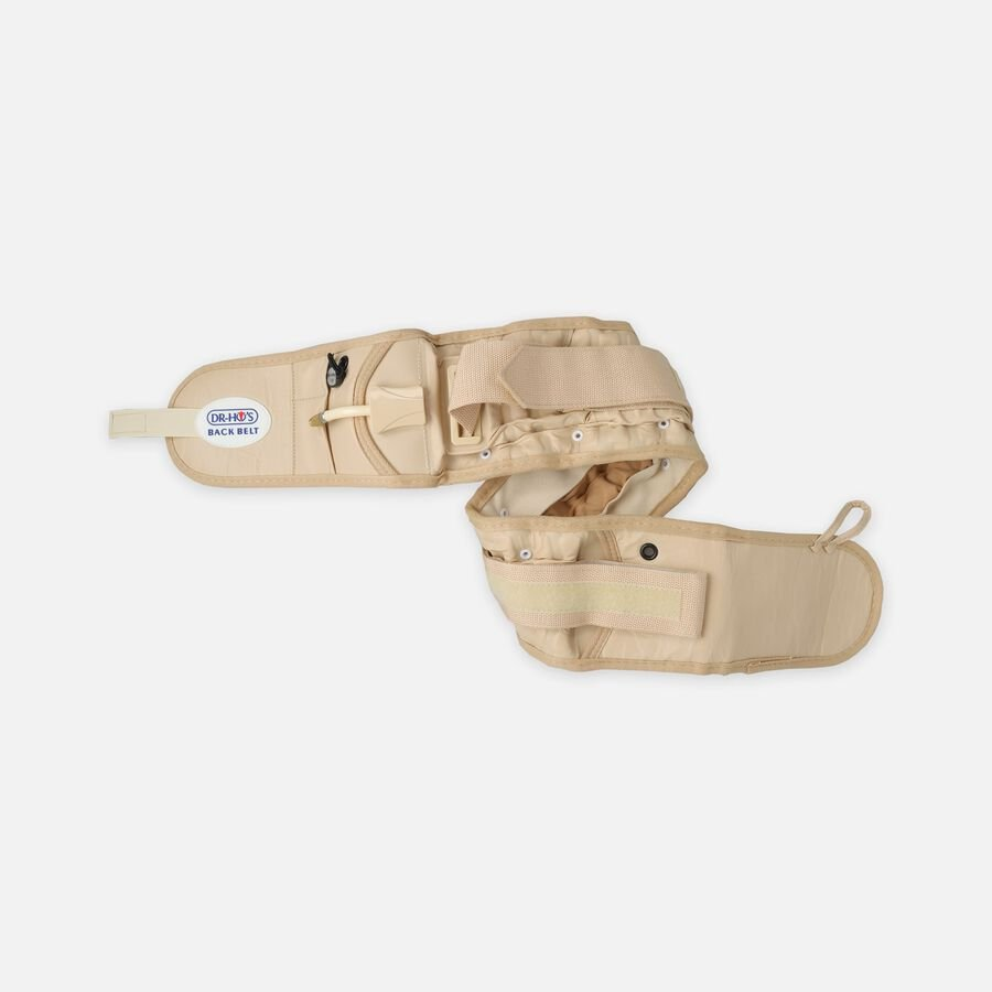 Dr-Ho's 2-in-1 Back Decompression Belt (Size A 25 to 41 inches), , large image number 1