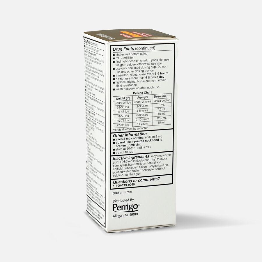 GoodSense® Children's Ibuprofen 100mg Oral Suspension, 4 fl oz, , large image number 3