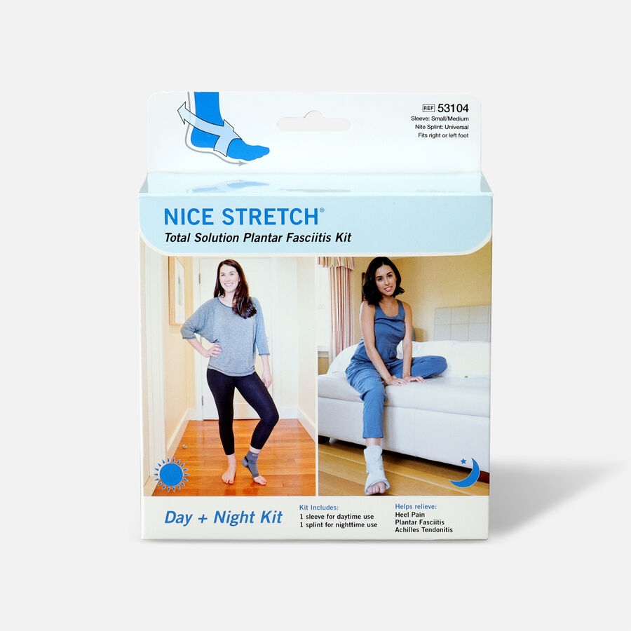 Nice Stretch Total Solution Plantar Fasciitis Relief Kit S/M, , large image number 0