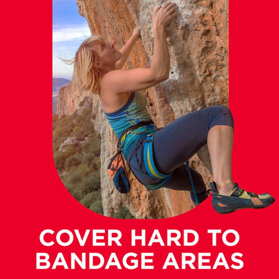 Band-Aid Tough Strips Adhesive Bandage, One Size - 20ct, , large image number 3