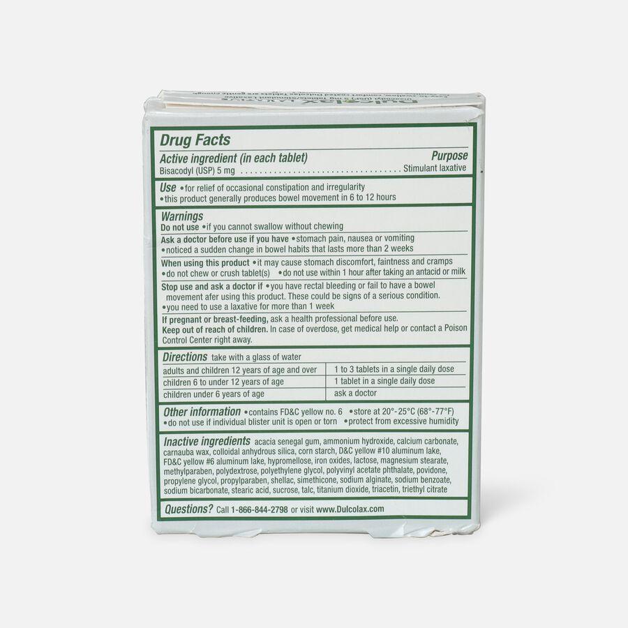 Dulcolax Stimulant Laxative, , large image number 1