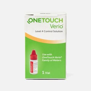 OneTouch Verio High Control Solution