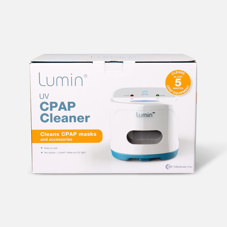 Lumin CPAP Mask and Accessory Cleaner, , large image number 0