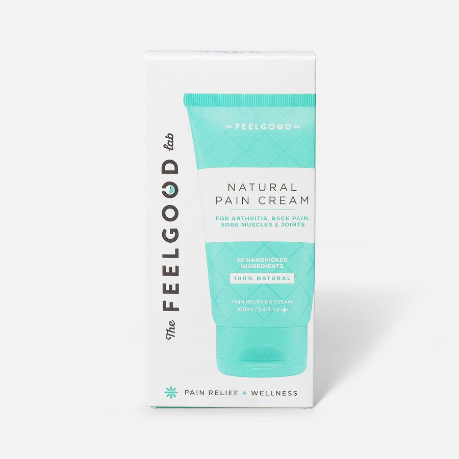 Natural Pain Cream, 3.4 oz, , large image number 1