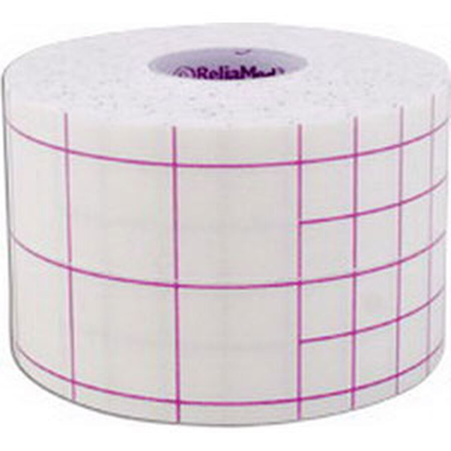 "ReliaMed Self-Adhesive Dressing Retention Sheet 2"" x 11 yds. - 1 roll, , large image number 0"