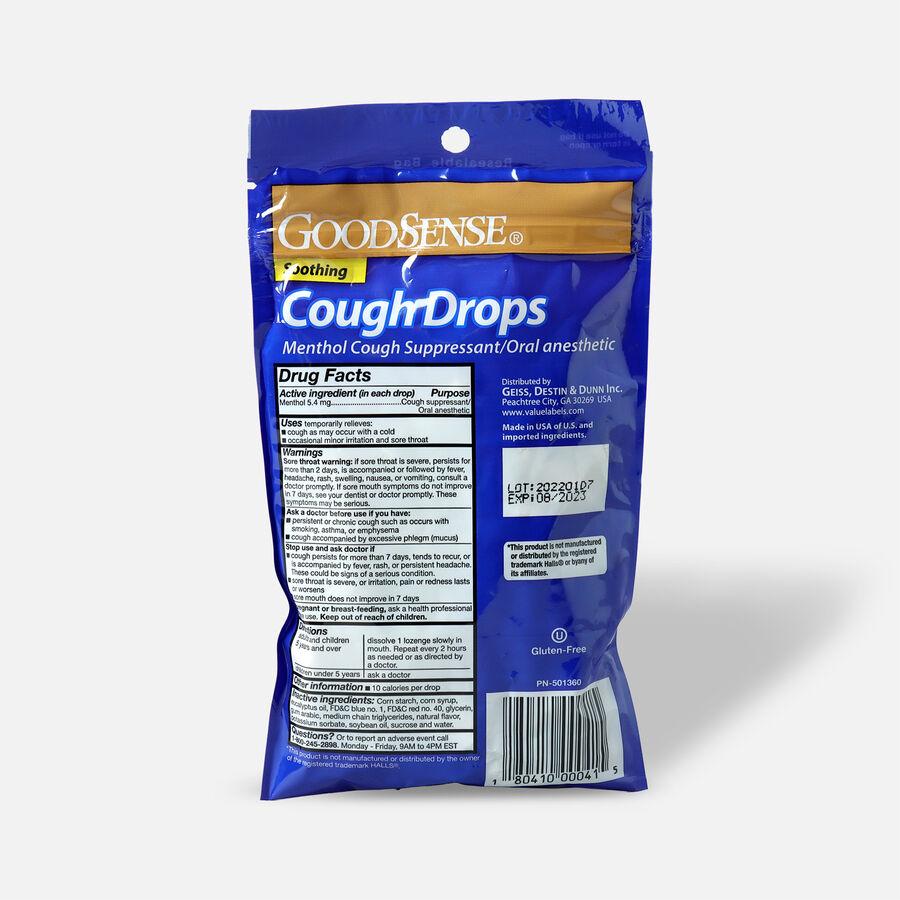 GoodSense® Cough Drops, Menthol Flavor, 30 ct , , large image number 1