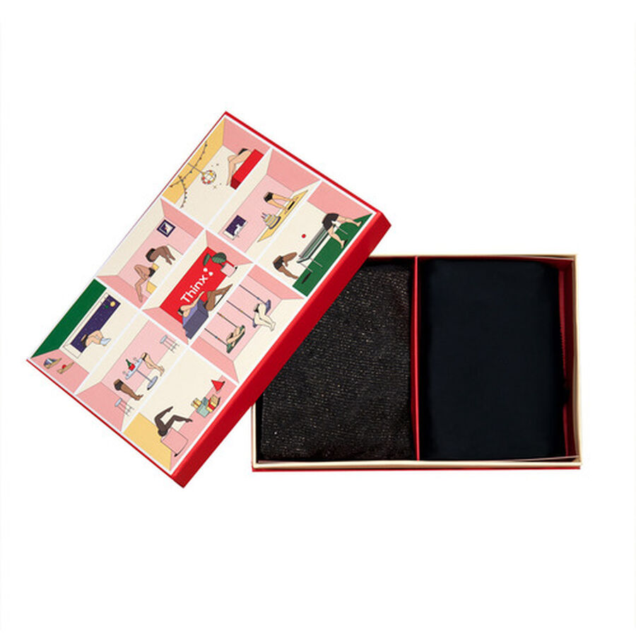 Thinx Period Proof Boxed Set, Sparkle, , large image number 0