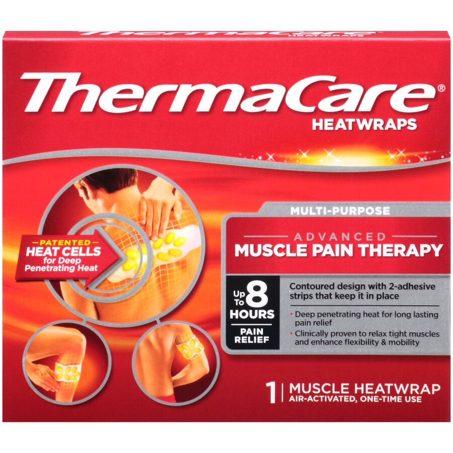 ThermaCare Muscle and Joint, , large image number 0