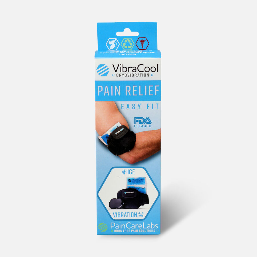 VibraCool® Vibration and Ice Pain Relief for Wrist/Elbow, , large image number 0