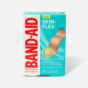 Band-Aid Skin-Flex Adhesive Bandages, One Size, 25ct