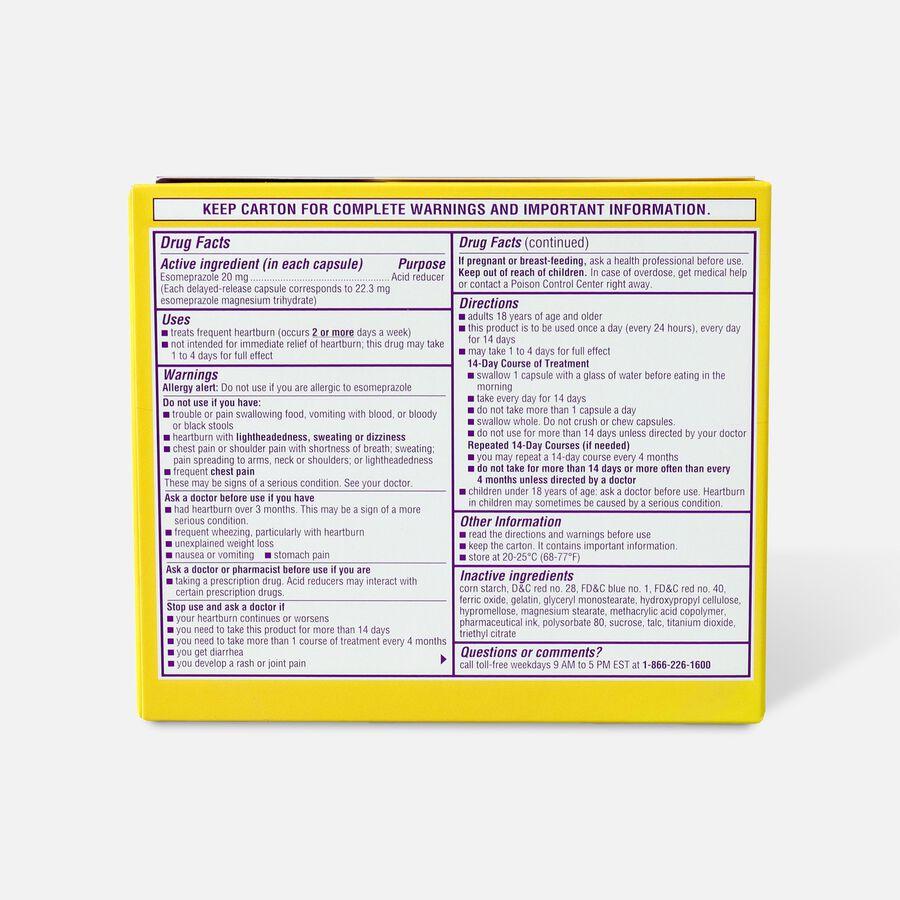 Nexium 24HR Capsules, 28 ct, , large image number 1