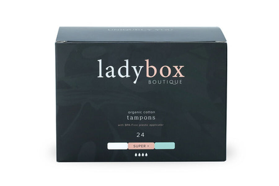 LadyBox Boutique Applicator Tampons, , large image number 3