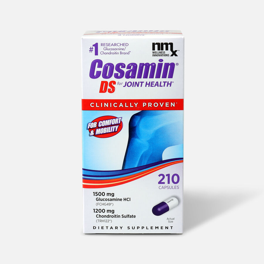 Cosamin DS Joint Health Supplement Capsules, , large image number 0