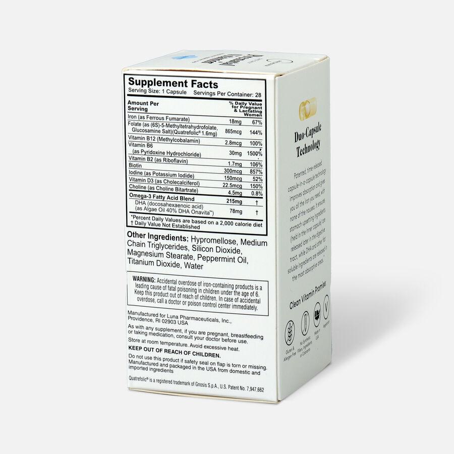 Premama Prenatal Vitamins, 28ct, , large image number 4