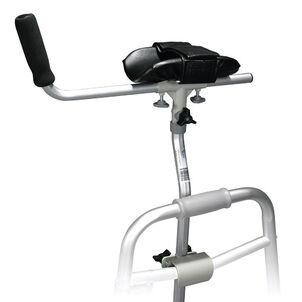 Bariatric Platform Walker/Crutch Attachment