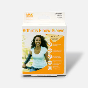 IMAK Compression Arthritis Elbow Sleeve, Medium
