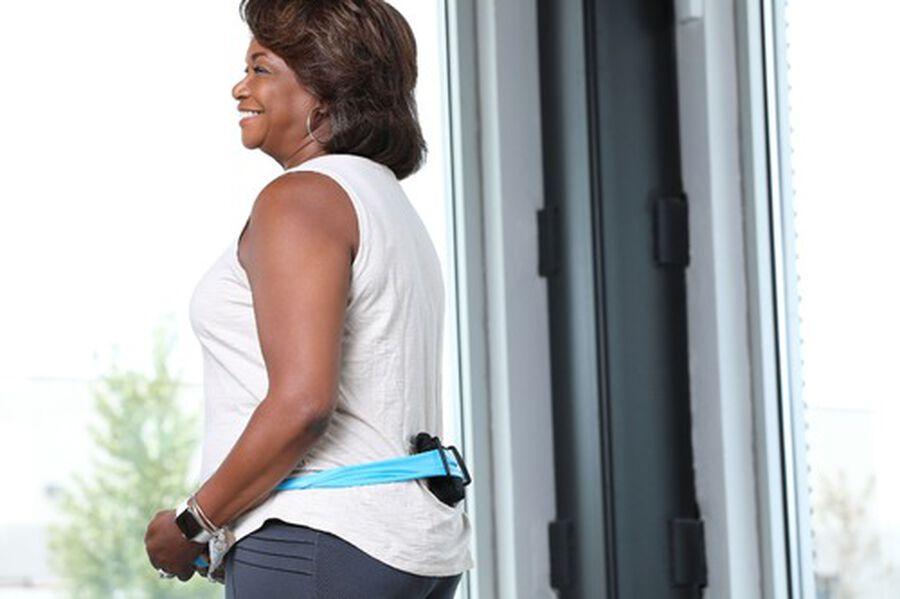 VibraCool® Flex for Shoulder, Hip, or Back, , large image number 3