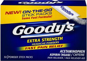 Goody's Extra Strength Headache Powder, 50 ct.